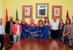 Presentation of the LIFE ECOGRANULARWATER Project in Torre Cardela