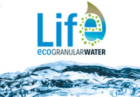 Leaflet of the LIFE ECOGRANULARWATER project