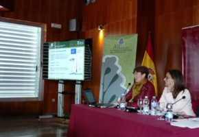 We present the LIFE ECOGRANULARWATER Project to the VII GRAMAS Network Assembly