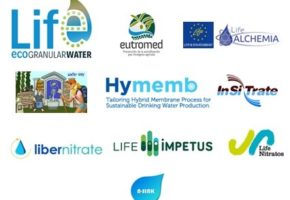 Exchange and cooperation Networks between LIFE ECOGRANULARWATER Project and others Water LIFE Projects