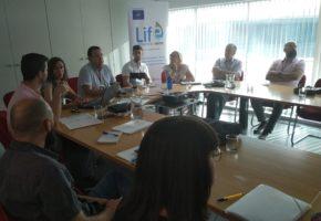 VII Steering Committee del Proyecto LIFE ECOGRANULARWATER